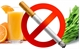 Những thực phẩm giúp giảm tác hại của thuốc lá