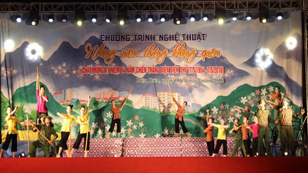 Art programme marks 64th anniversary of Dien Bien Phu Victory