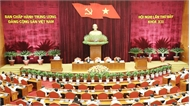 Ngày làm việc đầu tiên Hội nghị T.Ư 7, khóa XII