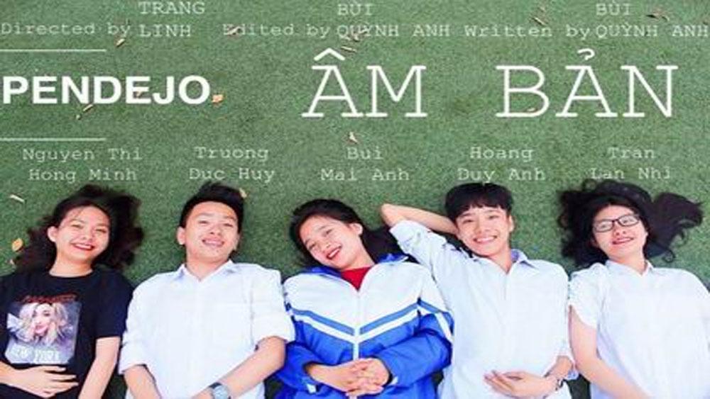 Trao giải cuộc thi làm phim ngắn dành cho học sinh Hà Nội