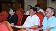 Hội nghị Trung ương 7, khóa XII: Thảo luận Đề án xây dựng đội ngũ cán bộ các cấp