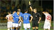 Không mời trọng tài Nguyễn Trọng Thư làm nhiệm vụ đến hết mùa bóng 2018