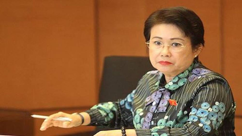 Nguyên Phó Bí thư Tỉnh ủy Đồng Nai Phan Thị Mỹ Thanh xin thôi nhiệm vụ đại biểu Quốc hội