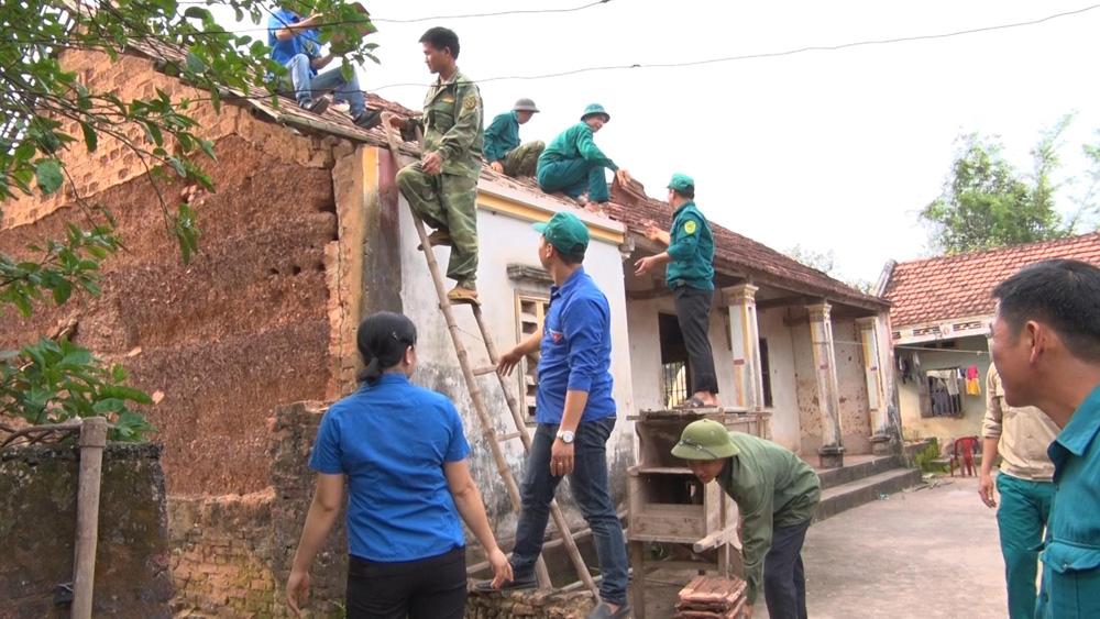 Hỗ trợ người có công xây nhà ở