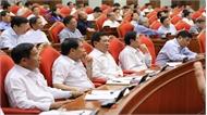 Hội nghị T.Ư 7 (khóa XII): Bầu bổ sung hai đồng chí Trần Cẩm Tú và Trần Thanh Mẫn là Ủy viên Ban Bí thư khóa XII