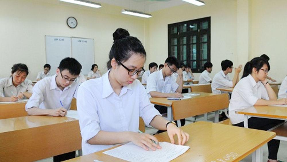 Tỷ lệ chọi các khối ngành kỳ tuyển sinh đại học 2018