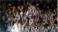 Juventus lần thứ tư liên tiếp giành Coppa Italia