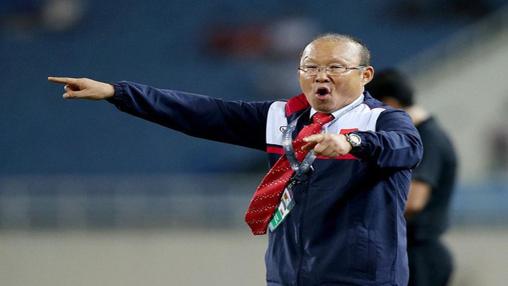 HLV Park Hang Seo: Hoàn thành mục tiêu AFF Cup rồi… tính tiếp