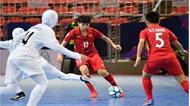 Đội tuyển nữ Futsal Việt Nam dừng chân tại bán kết châu Á