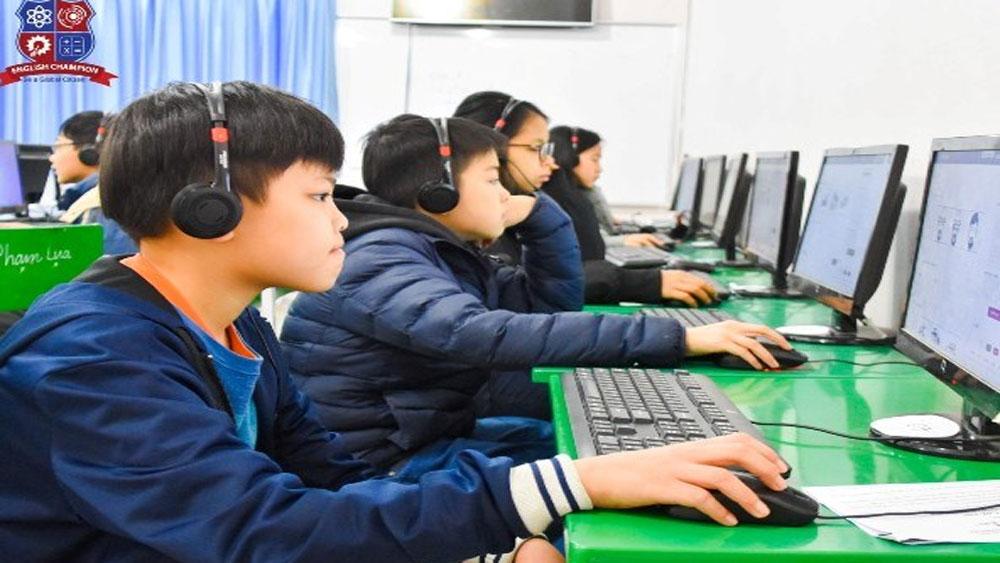 Bộ Giáo dục yêu cầu siết quản lý các trung tâm ngoại ngữ-tin học