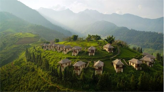 Vietnamese mountain lodge named among world's most unique