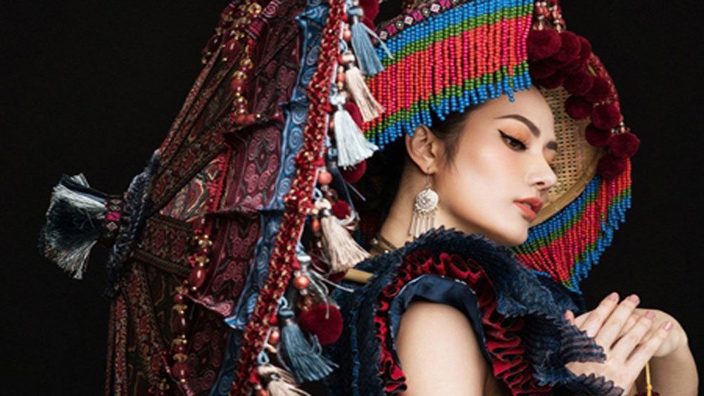 Mong ethnic costume to be introduced at Miss Tourism Queen Int'l