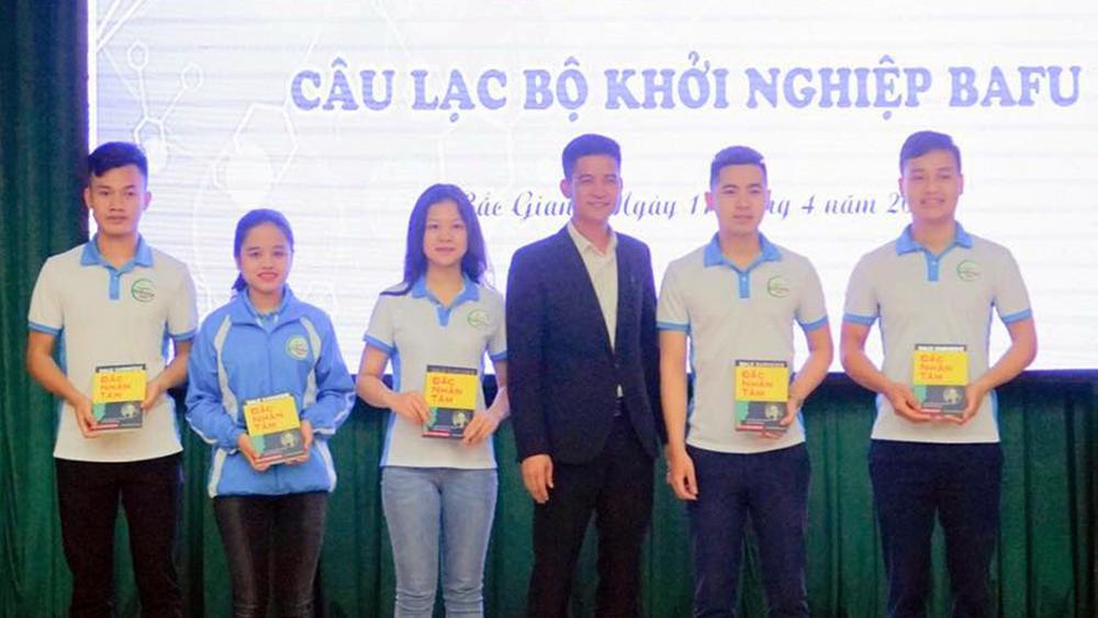 Doanh nhân Nguyễn Văn Tấn truyền cảm hứng cho nhiều bạn trẻ