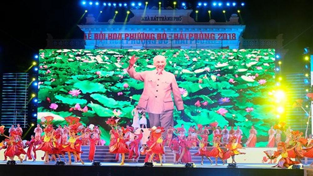 Khai mạc Lễ hội Hoa phượng đỏ 2018