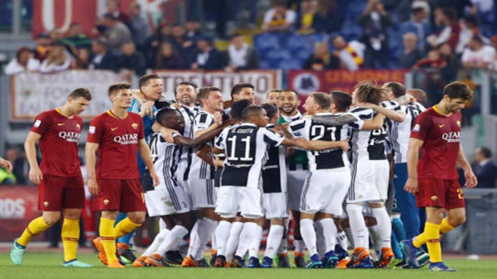 Juventus đoạt Scudetto thứ bảy liên tiếp