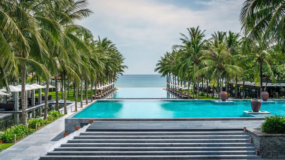 3 Vietnamese resort pools named among world's 'most stunning'