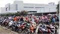 Bắc Giang: Hơn 5 nghìn công nhân Công ty TNHH Crystal Martin Việt Nam ngừng việc tập thể