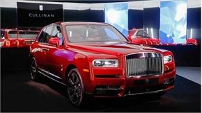 SUV đầu tiên của Rolls-Royce có giá bán từ 41,3 tỷ đồng ở Việt Nam