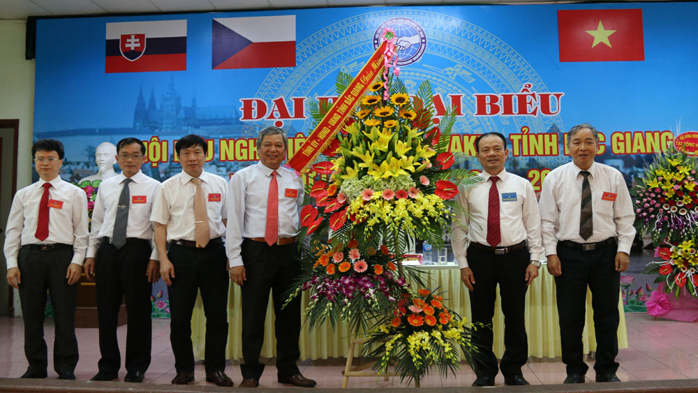 Vietnam – Czech – Slovakia Friendship Association draws over 3,000 members in Bac Giang province