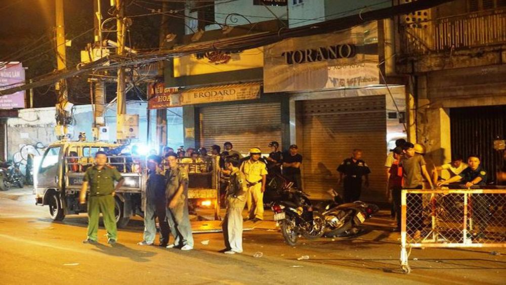 TP Hồ Chí Minh: Xác định được nghi can trộm xe SH, đâm chết hiệp sĩ