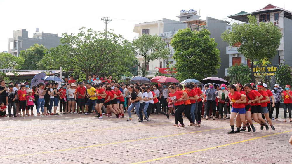 Ngày hội công nhân- Vì lợi ích đoàn viên