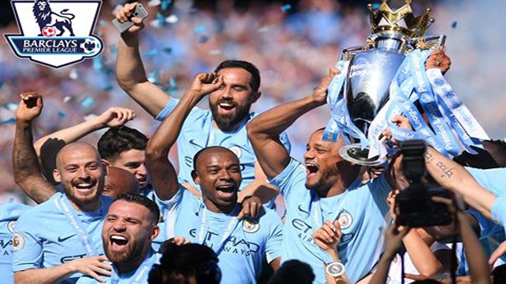 Toàn cảnh Premier League 2017/2018: Man City vô đối, Salah thăng hoa, Chelsea và Arsenal lao dốc