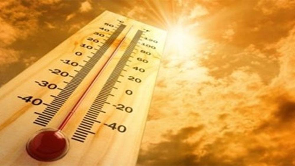 Miền Bắc bắt đầu những ngày nắng nóng kỷ lục