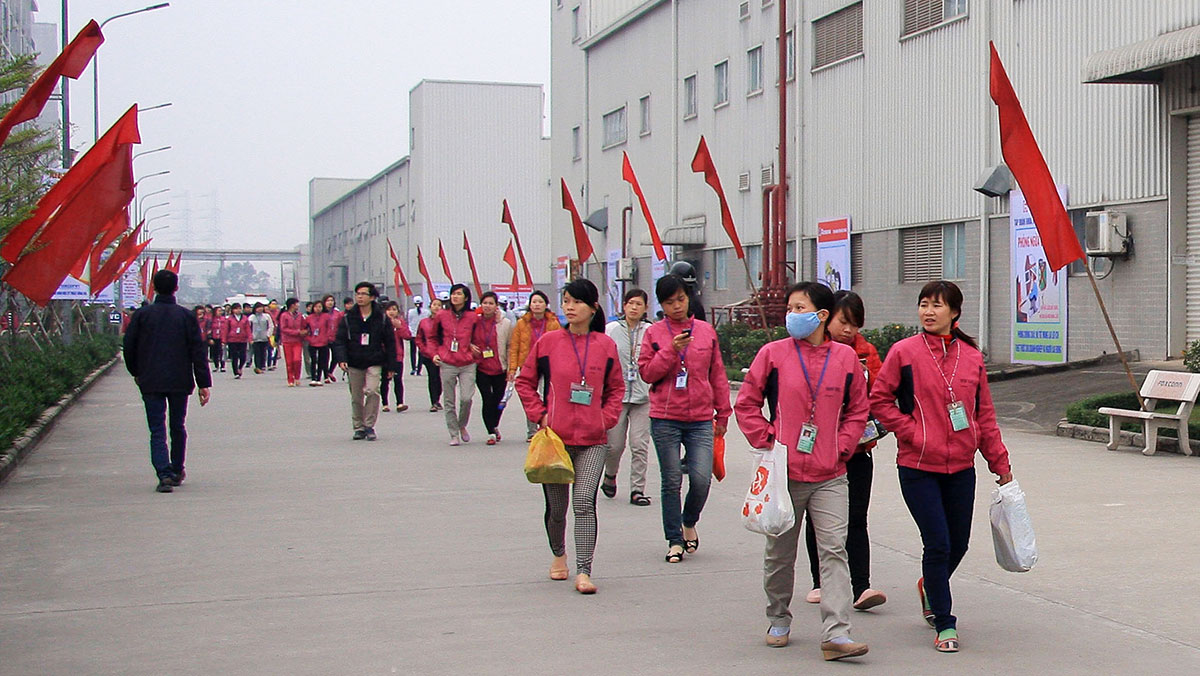 Tạo việc làm bền vững, ổn định đời sống người lao động