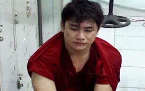 Cảnh sát, vây bắt, nghi can, đâm chết, 2 hiệp sĩ, Sài Gòn