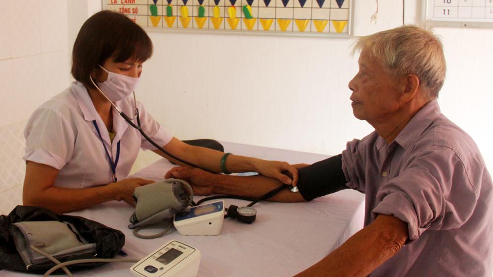Từ ngày 15 đến 18-5, kiểm tra huyết áp miễn phí cho người dân