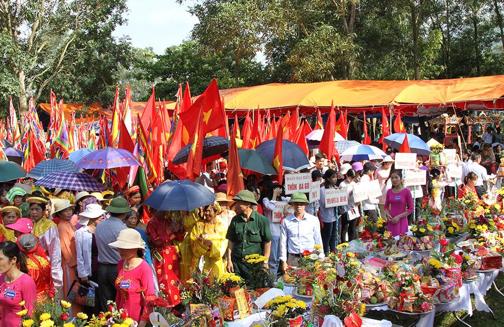 Lục Nam, Lễ hội, Suối Mỡ