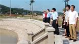 Đẩy nhanh tiến độ thi công dự án Khu đô thị mới Đồng Cửa