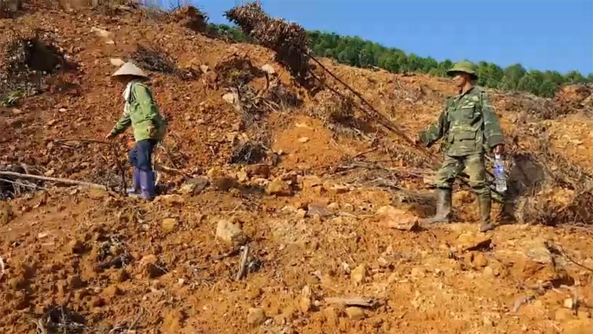 Tranh chấp đất rừng ở Lục Nam: Chủ tịch UBND xã yêu cầu Trưởng Công an rút kinh nghiệm