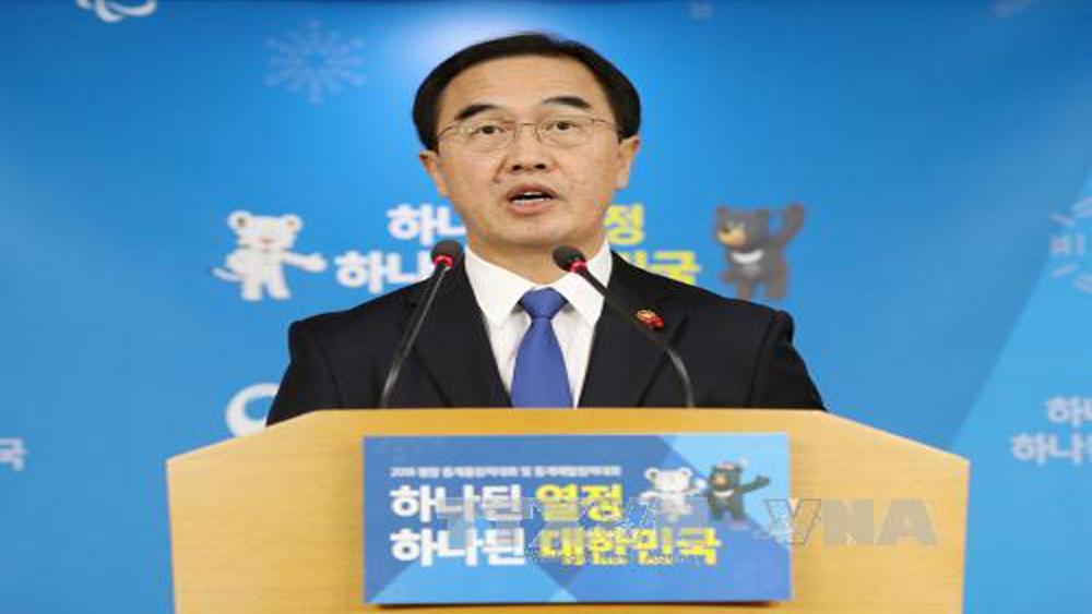 Hàn Quốc, hối thúc, Triều Tiên, tiến hành, hội đàm, cấp cao, liên Triều
