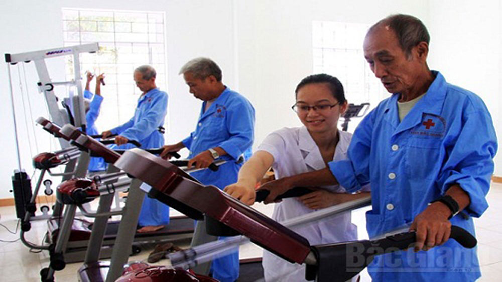 Some 4,500 national contributors nursed in Bac Giang