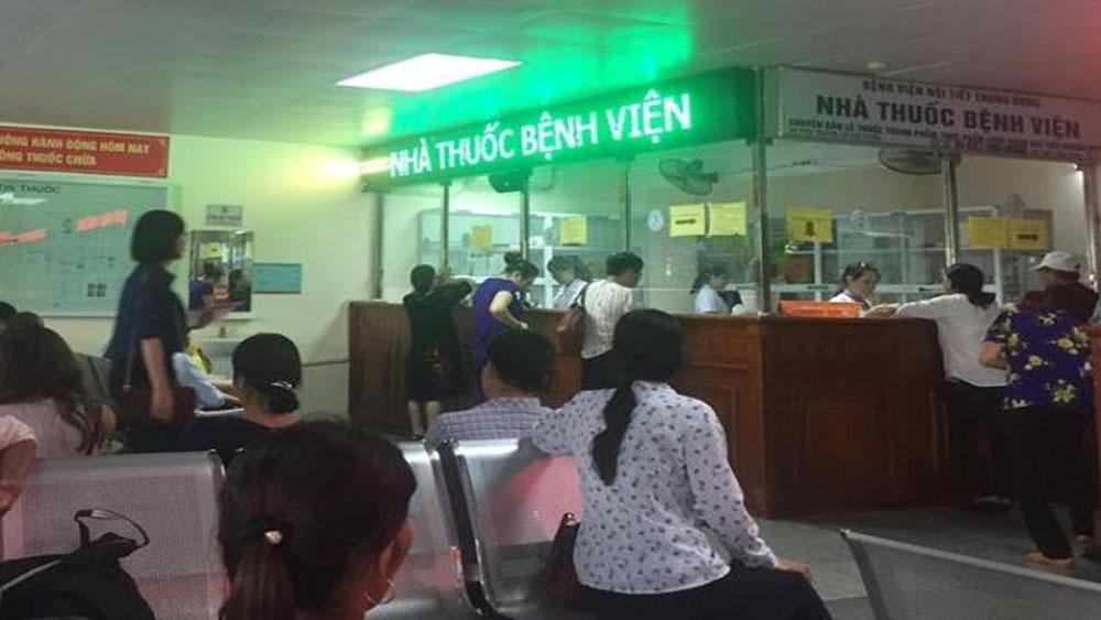 Phạt nặng với nhà thuốc không ứng dụng CNTT