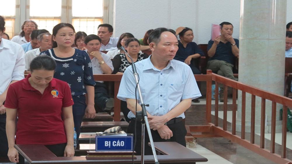 Cựu Phó Giám đốc Sở Nông nghiệp và PTNT TP Hà Nội lĩnh án 12 năm tù vì chiếm đoạt tài sản