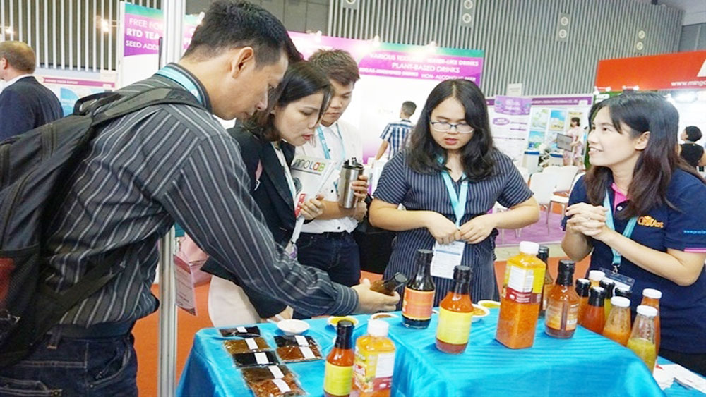 Fi Vietnam 2018, a venue to connect food and beverage firms
