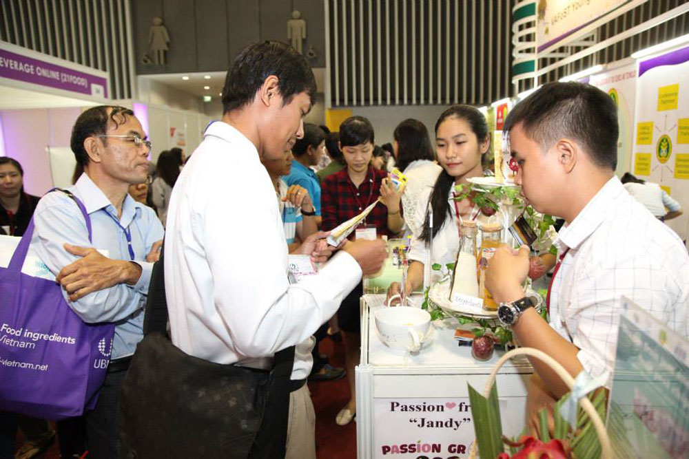 Fi Vietnam, 2018, food and beverage firms, beverage ingredients, Saigon Exhibition, latest innovations, business connections, new industry knowledge