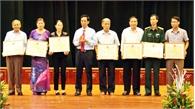 Huyện ủy Lạng Giang sơ kết 2 năm thực hiện Chỉ thị số 05
