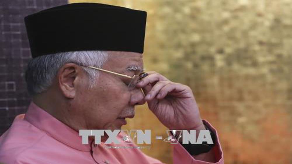 Khám xét, văn phòng, nhà riêng, cựu Thủ tướng, Malaysia, Najib Razak