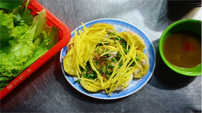 Grab a taste of Da Lat in the heart of Saigon with 3 signature dishes