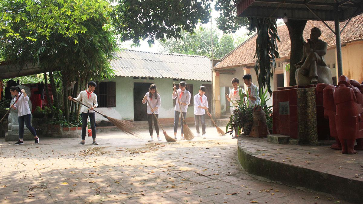 """Phong trào """"hai tốt"""" của tuổi  trẻ Bắc Giang"""