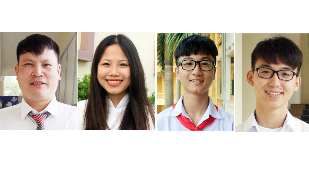 Bac Giang's exemplary teachers and students