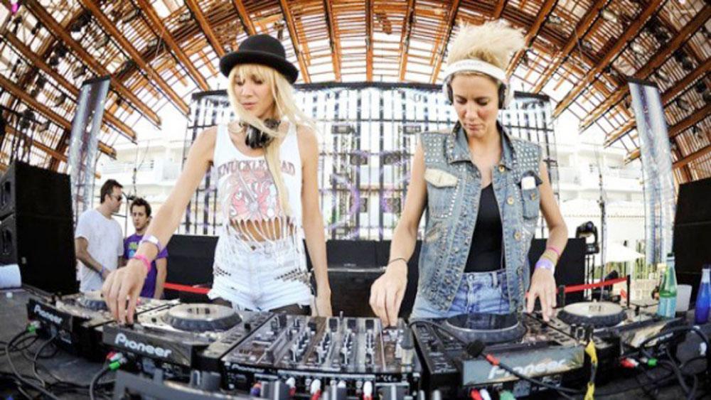 International DJs will shake Saigon with outdoor EDM concert