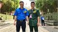 """Bắc Giang có 2 thanh niên được tuyên dương, trao huy hiệu """"Thanh niên tiên tiến làm theo lời Bác"""""""