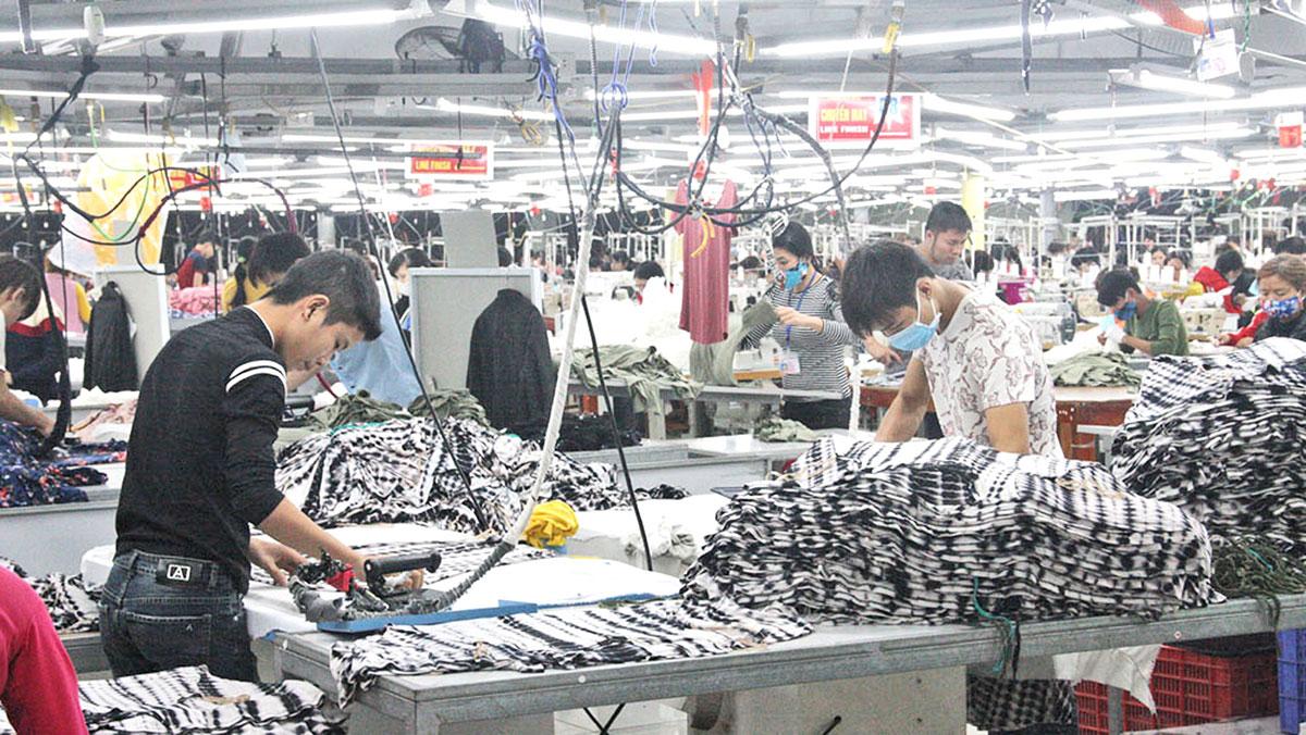 Hiệp Hòa: Thu hút đầu tư, tạo việc làm cho người lao động