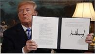 Israel - nhân tố sau quyết định của Mỹ rút khỏi thỏa thuận hạt nhân Iran