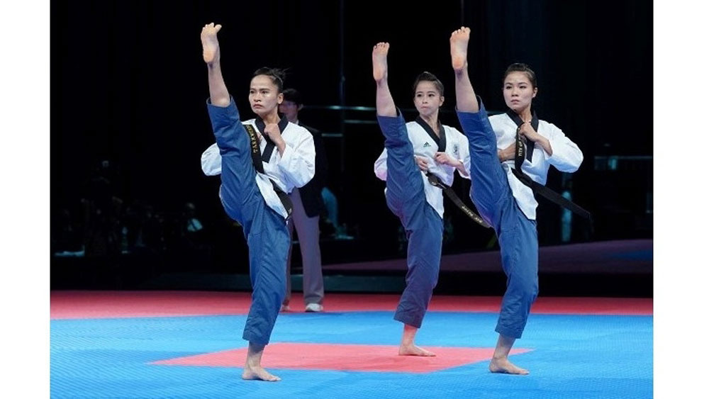 HCM City to host three continental taekwondo champs