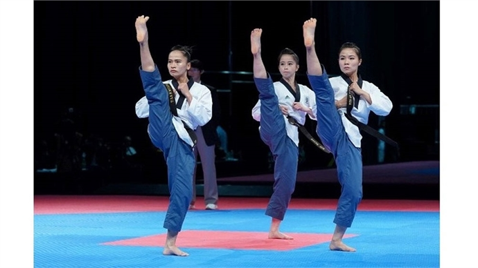 HCM City to host three continental taekwondo champs